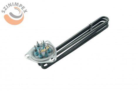 Becsavarható fűtőbetét ipari mosogatógépekhez - 3x1500 W - Incoloy anyagból
