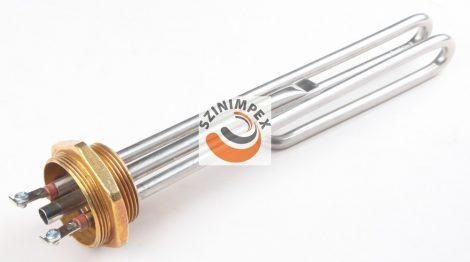 Fűtőbetétek ipari víz-és olaj melegítőkbe - 1000 W, menet 6/4, 155 x 30 mm