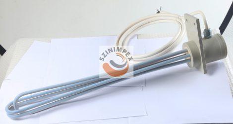 Galván fűtőbetétek ipari víz-és olaj melegítőkbe - 3x1000 W, 100 cm