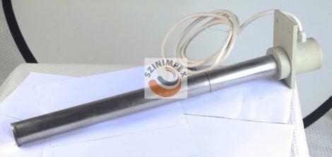 Galván fűtőbetétek ipari víz-és olaj melegítőkbe - 1800 W - 4000 W
