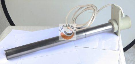 Galván fűtőbetétek ipari víz-és olaj melegítőkbe - 1800 W, 60 cm