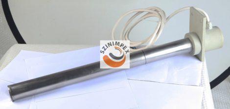 Galván fűtőbetétek ipari víz-és olaj melegítőkbe - 2800 W, 100 cm