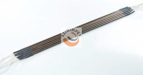 Fagyás elleni ipari fűtőbetétek - 400 W, 50 cm, átmérő: 11,5 mm
