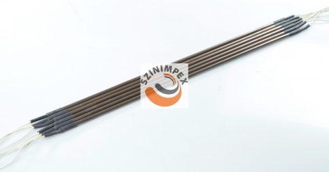 Fagyás elleni ipari fűtőbetétek - 1000 W, 200 cm, átmérő 11,5 mm