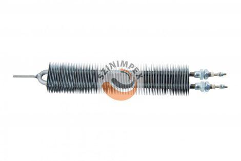 Szellőzőbe való ipari bordás csőfűtőszálak - 1500 W, 280 mm hossz