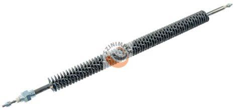 Szellőzőbe való ipari bordás csőfűtőszálak - 1000 W, 800 mm hossz
