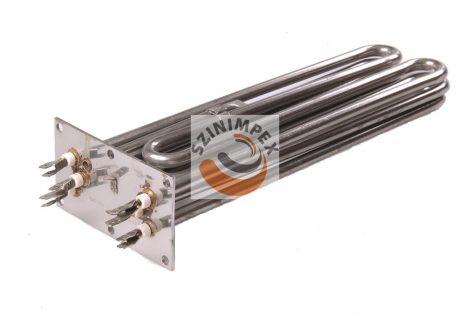 Becsavarható fűtőbetét ipari mosogatógépekhez - 3x3000 W