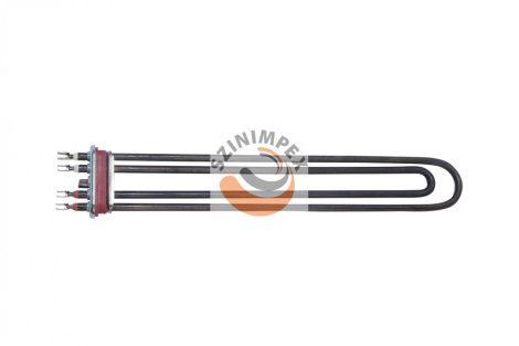 Becsavarható fűtőbetét ipari mosogatógépekhez - 2x3270 W, 415x65 mm, incoloy