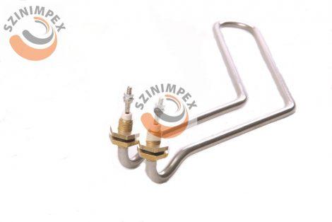 Becsavarható fűtőbetét ipari mosogatógépekhez - 2500 W, 390x54 mm, incoloy