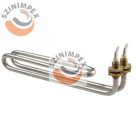 Fűtőbetét ipari mosogatógépekhez - 3000 W, 245 x 35 mm, incoloy