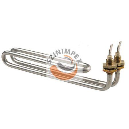 Fűtőbetét ipari mosogatógépekhez - 3000 W, 245 x 35 mm