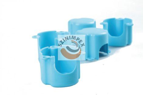 Kiegészítő védősapka ipari mosogatógépekbe való becsavarható fűtőbetétekhez - 70 x 55 x 3 mm