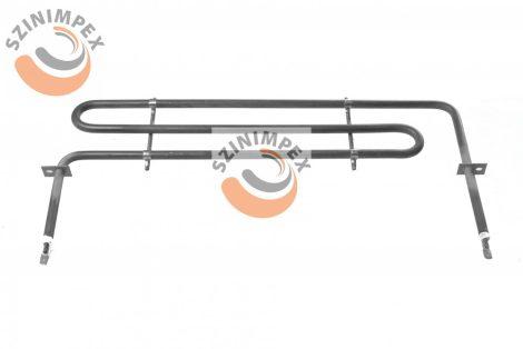 Becsavarható fűtőbetét ipari mosogatógépekhez - 1500 W, 370x75 mm, incoloy