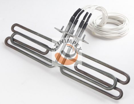 Fűtőbetét ipari sütőkhöz - 3*1300 W