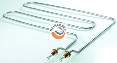 Ipari csőfűtőszál büfékhez - 3000 W, 570 x 370 mm