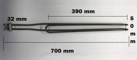 Csőfűtőszál - 4000 W