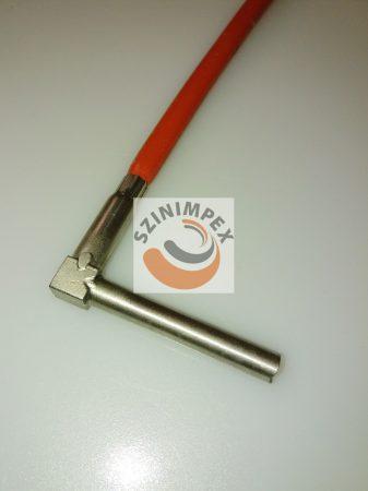 L-alakú fűtőpatron 6,5 mm x 40 mm, 42 V, 200 W