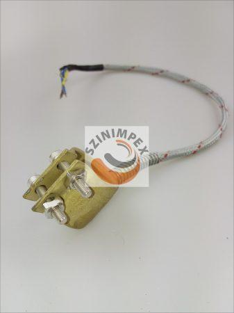 Palást fűtőbetét, 30x30 mm, 180 W, 230 V, 2 m vezetékkel