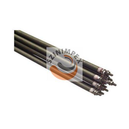 Egyenes csőfűtőszál, 800 W, hossz: 1000 mm, M4-es csatlakozás