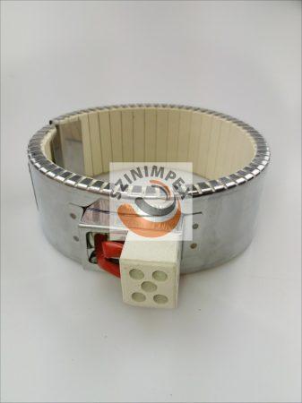 Kerámia palást fűtőbetét - 150x60 mm, 1500 W, 380 V