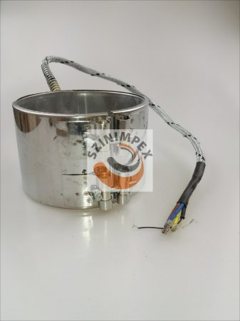 Palást fűtőbetét - 120x80 mm, 850 W, 230 V