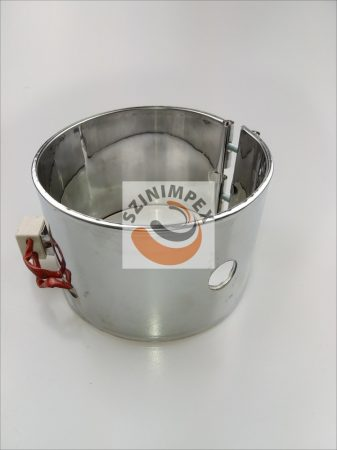 Palást fűtőbetét - 155x105 mm, 1300 W, 230 V