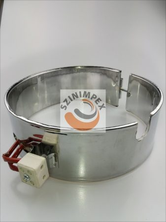 Kerámia palást fűtés - 210x75 mm, 1300 W, 230 V
