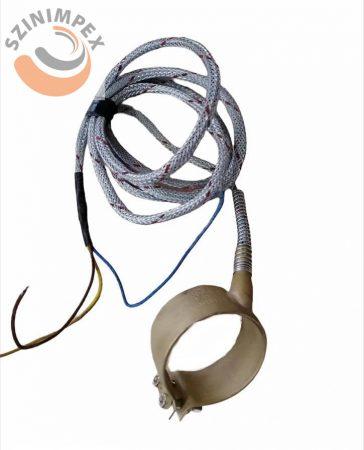 Orr fűtőtest / dűzni, 60x30 mm, 230 V, 400 W, vezeték hossz: 2 m
