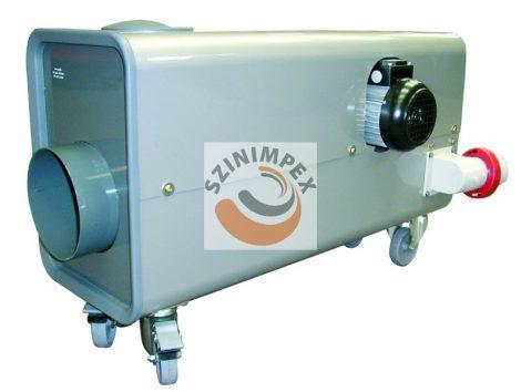 Forró levegőjű generátor-Kattintson a részletekhez - Teljesítménye 12 kW; 3N-400 V