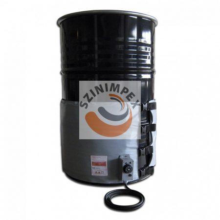 Csatos 100 literes hordókhoz való melegítő paplan