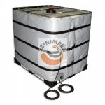 Fassheizung 1000 liter für IBC Heizung