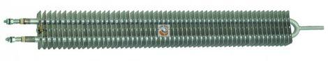 Bordázott fűtőbetét gyors rögzítőcsavarokkal rendelkező modellek - 1750 W, 2000 W; 230 V