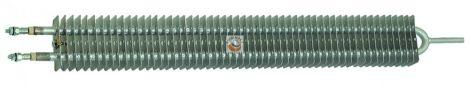 Kattintson ide - Bordázott fűtőbetét gyors rögzítőcsavarokkal rendelkező modellek - 1750 W, 2000 W; 230 V