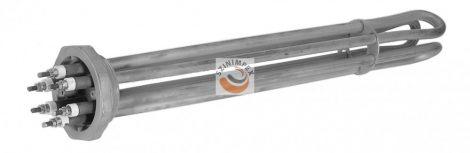 Becsavarható fűtőbetét - 3~230/400 V - M77-es menettel - 2000 W