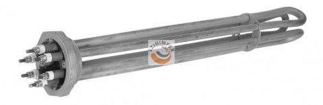 Becsavarható fűtőbetét - 3~230/400 V - M77-es menettel - 6000 W