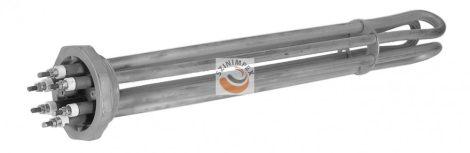 Becsavarható fűtőbetét - 3~230/400 V - M77-es menettel - 8000 W