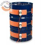 Szilikon hordómelegítő - 200 liter - (0-120°C)
