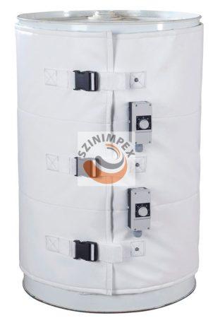 200 literes hordómelegítő paplan gyógyszerészeti és élelmiszeripari alkalmazásra (0-200°C)