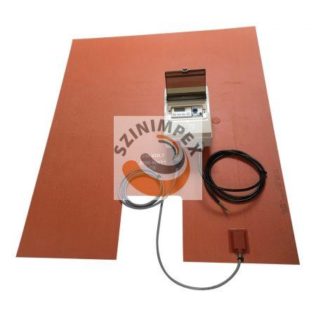 Szilikon IBC alj melegítő - 2700 W, 1035 x 851 mm