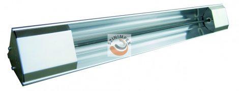 Fali radiátor - Dupla, 2 elemes infrák - 1500 W, 230 V