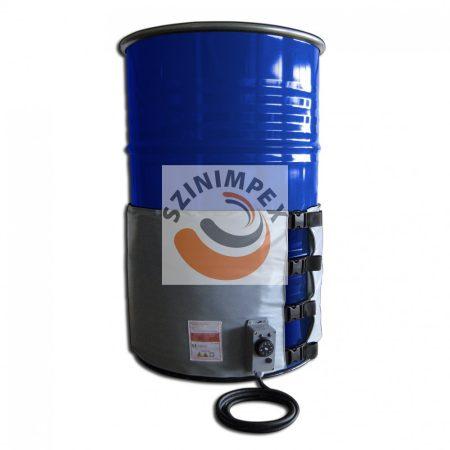 Csatos 50-60 literes hordókhoz való melegítő paplan