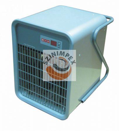 Kattintson a részletekhez - Hőlégbefúvó - 3N-400 V - 6, 9 kW