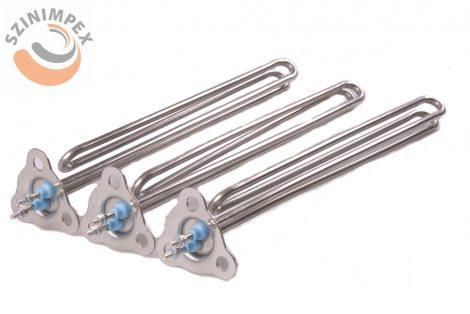 Becsavarható fűtőbetét ipari mosogatógépekhez - 3000 W, anyag: 304