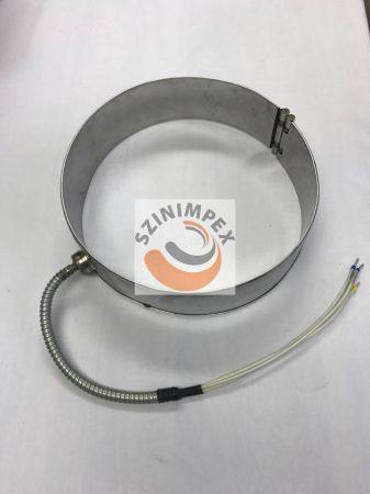 Palást fűtőtest - 3000 W; 230 V; 300 x 80 mm