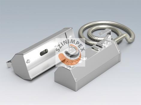 Polierte Aluminium Stahl-Projektoren -  650 W - PAS1