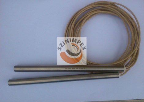 Fűtőpatron - 12 x 195 mm - 500 W, 48 V