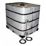 Fűtőpaplan IBC tartályokhoz