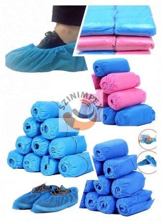 Egyszer használható cipővédő zsák