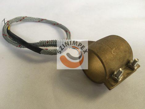 Palást fűtőtest, 45x40 mm, 230 V, 250 W, vezeték: 300 mm