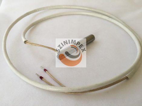 Fűtőpatron, 16x98 mm, 48 V, 400 W, vezeték: 1700 mm